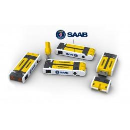 Gjutet USB-minne | SAAB |...