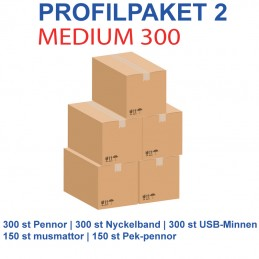 Profilpaket 2 | Medium