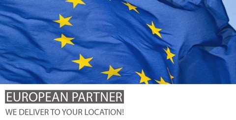 We deliver to all EU countries